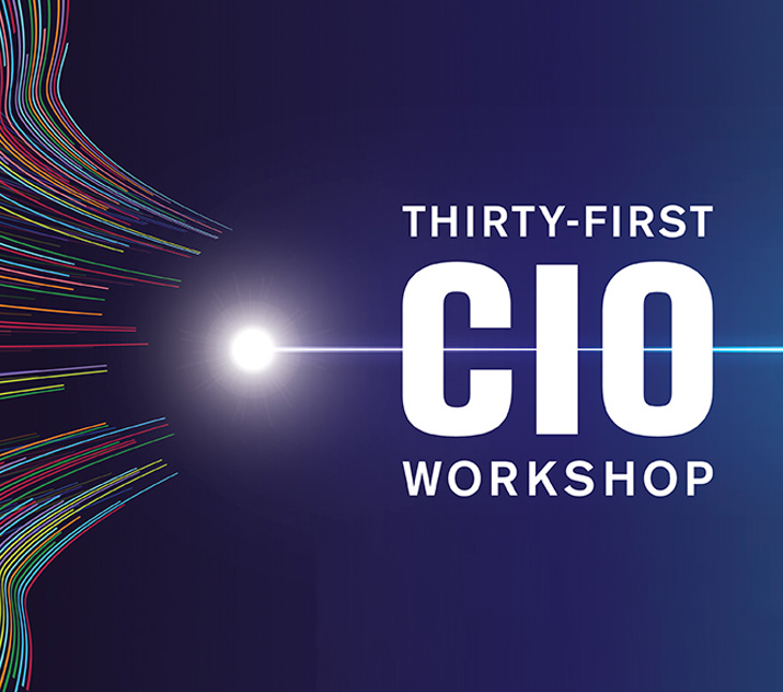 31st CIO Workshop